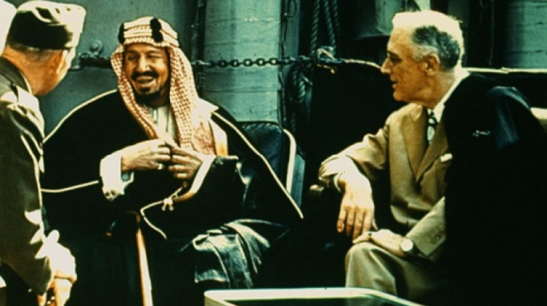 /news/396-Roosevelt_Ibn Saud_Meeting_1.jpg